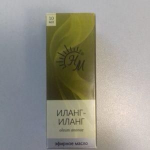Иланг-иланг эфирное масло