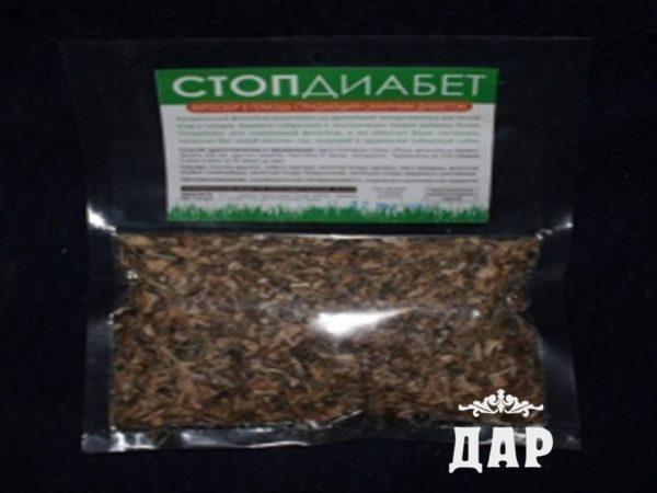 Фитосбор Стопдиабет