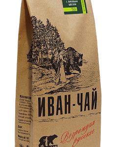 Иван-чай ферментированный листовой с липовым цветом