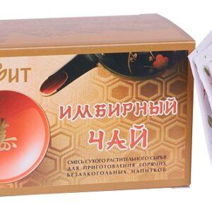 Имбирный чай Алфит