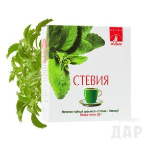 "БАД напиток чайный ""Стевия Биокор"""