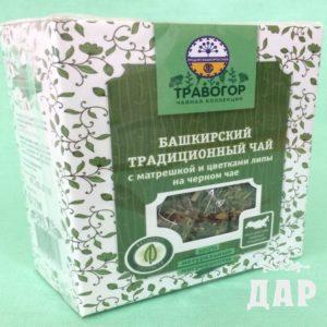 Башкирский традиционный чай