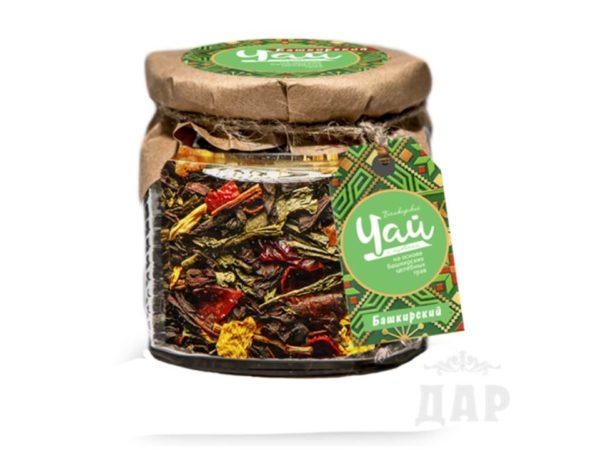 """Чай с добавлением растительного сырья """"Башкирский"""""""
