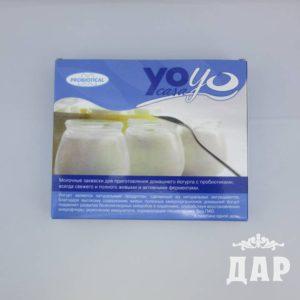 TM BioYo YoyoCasa - закваска сухая лиофилизированная