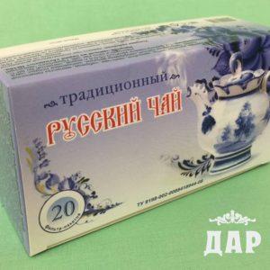 Русский чай традиционный