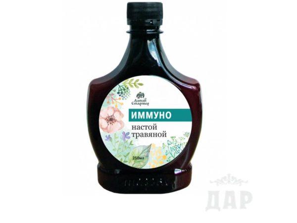 Настой травяной Иммуно