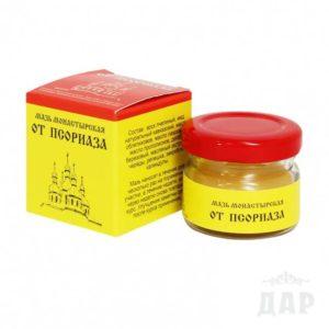 """Монастырская """"От псориаза"""""""