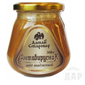 """Медовая композиция """"Антивирусник"""""""