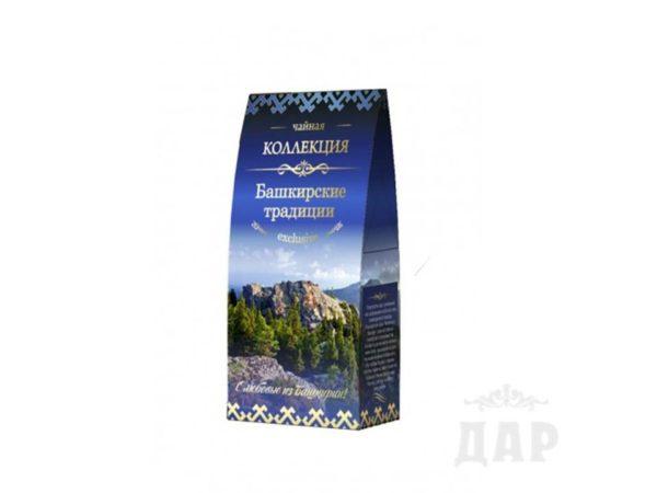 Чай Башкирские традиции