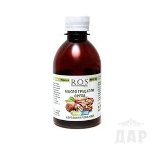 Грецкого ореха масло