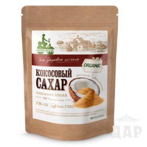 Органический кокосовый сахар