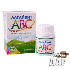 Алтайвит ABC