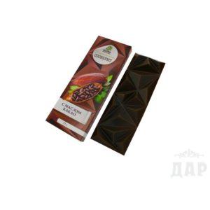 С маслом какао