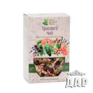 Травяной чай Восстановление & Отдых