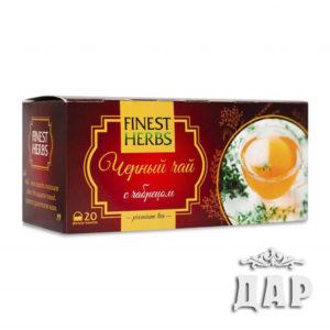 Черный чай с чабрецом Premium Tea
