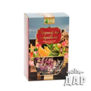 Черный чай с травами Судак Заряд витаминов & Бодрость