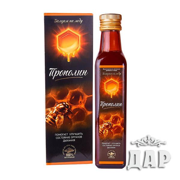 Бальзам на меду «Прополин»