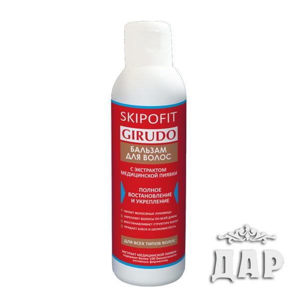 Гирудо-бальзам с экстрактом пиявки