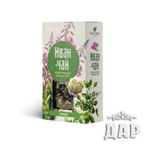 Иван-чай листовой с чабрецом
