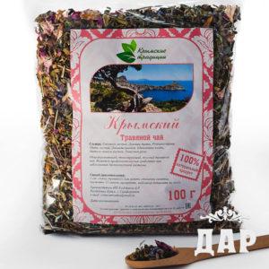 Крымский травяной сбор Крымский