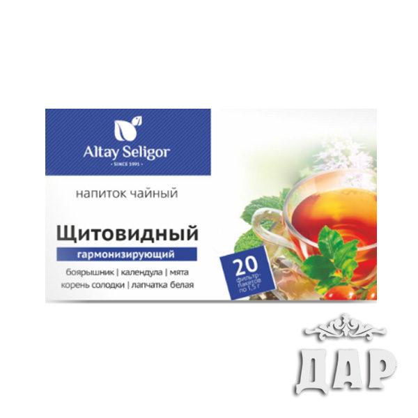 Чайный напиток «Щитовидный»