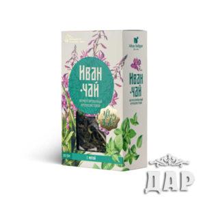 Иван-чай листовой с мятой