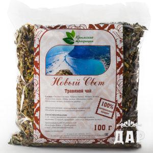 Крымский травяной сбор Новый Свет