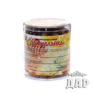 Заживляйка - драже из пыльцы с мумие