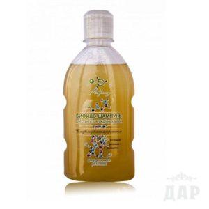 Бифидо-шампунь для сухих и поврежденных волос
