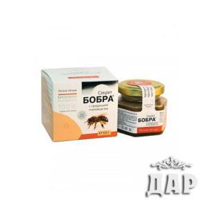 «Секрет бобра» с продукцией пчеловодства