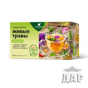 """Травяной чай """"Живые травы"""""""