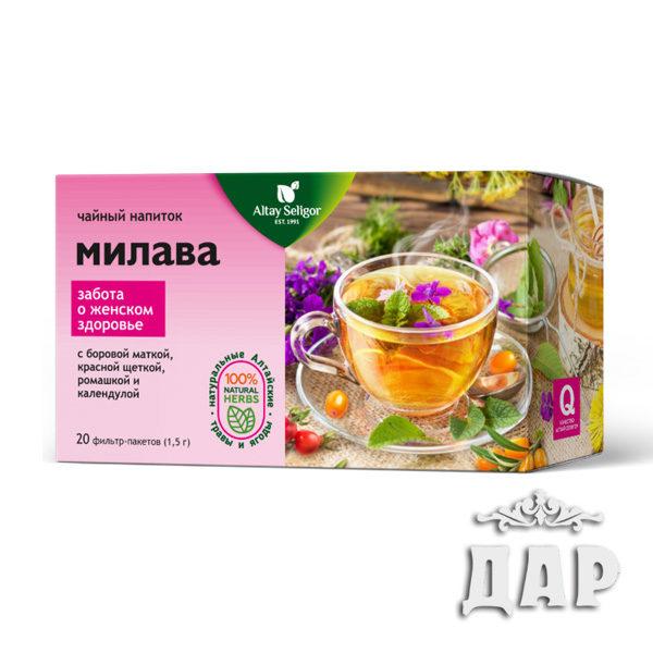"""Травяной чай """"Милава"""""""