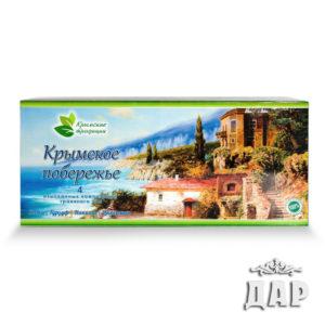 Набор из 4-х травянных чаев Крымское побережье