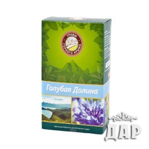 чай голубая долина