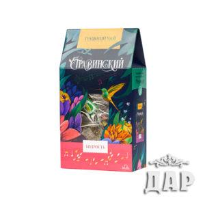 бодрящий чай в пирамидках